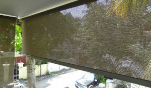 balcony covers solar shades
