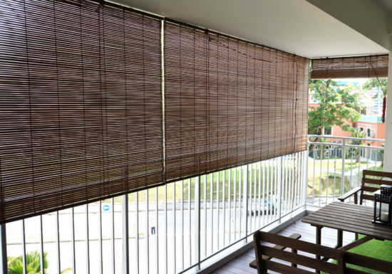 bamboo blinds in hyderabad